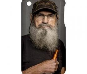 Duck Dynasty Uncle Si Iphone 3G/3GS hardshell case cover